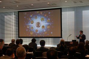 基調講演「営業力アップの見える化とできる化」
